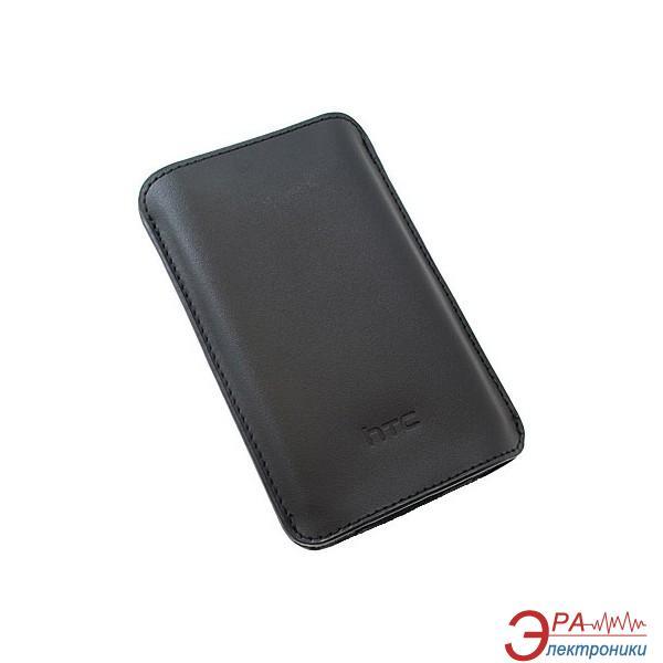 Чехол HTC PO S550 Desire HD black (99H10173-00)