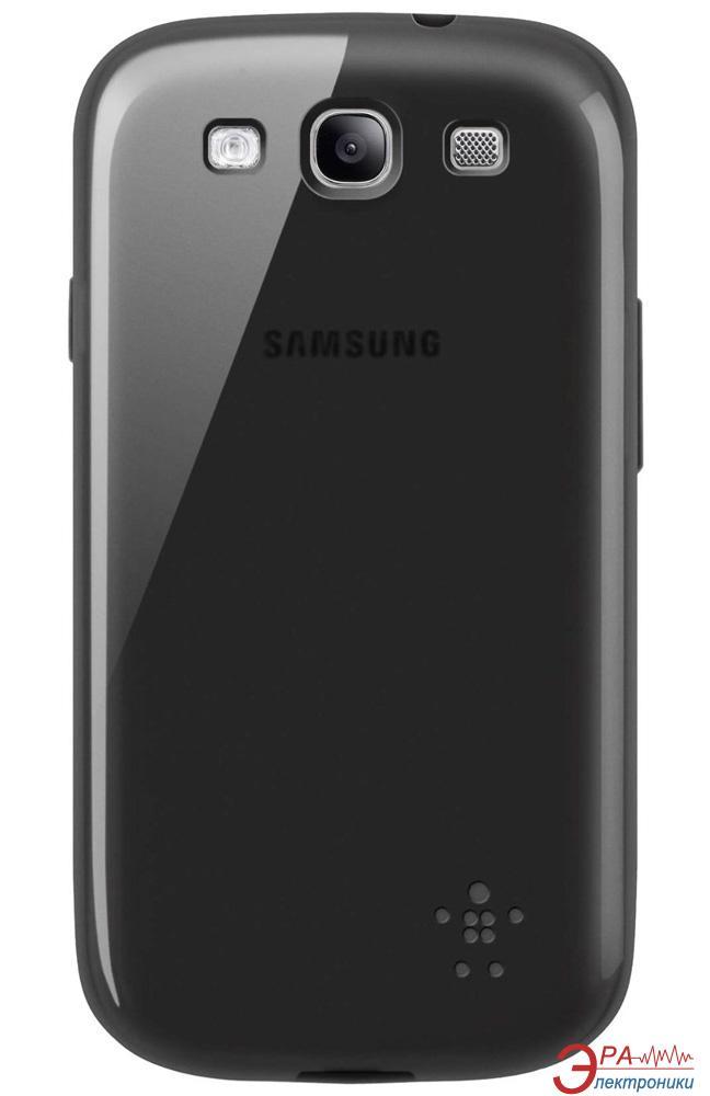 Чехол Belkin Galaxy S3 Grip Sheer (F8M398cwC00)