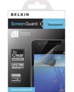 Защитная пленка Belkin Galaxy S2 Screen Overlay CLEAR 3in1 (F8M214cw3)