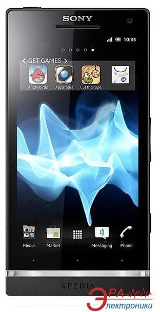 Смартфон Sony LT26i Xperia S Black (1261-5441)