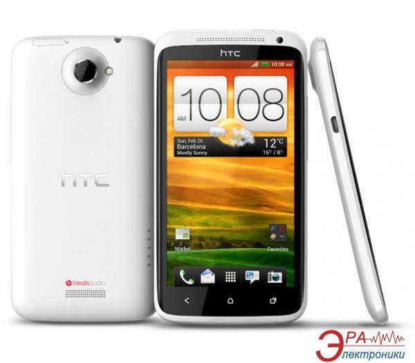 Смартфон HTC One X S720e White 32Gb