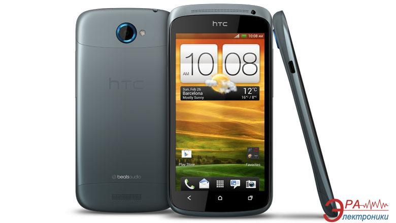 Смартфон HTC Z560e One S metallic grey