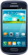 Смартфон Samsung GT-I8190 Galaxy S III Mini MBA Metallic Blue