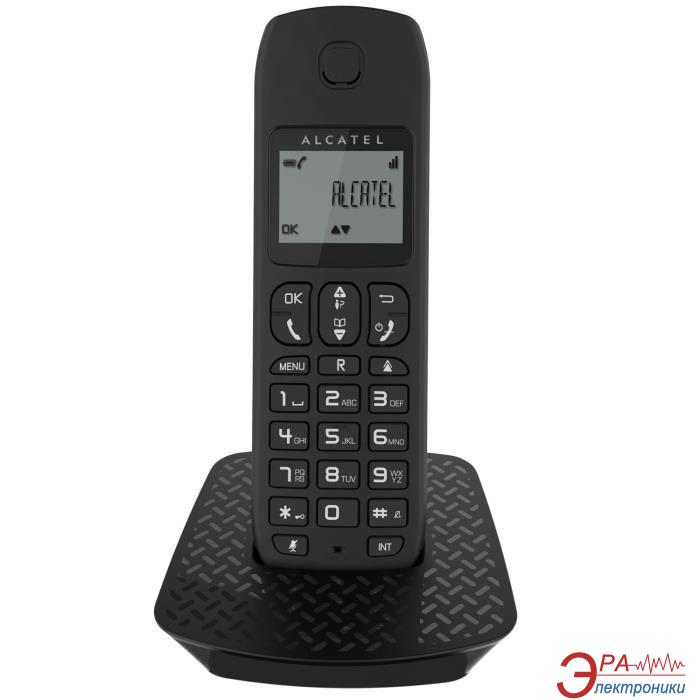 Радиотелефон Alcatel E132 RU Black