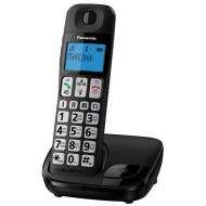 Радиотелефон Panasonic KX-TGE110UCB Black
