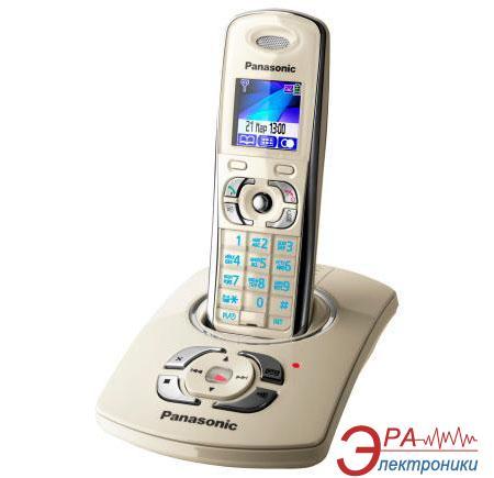 Радиотелефон Panasonic KX-TG8321UAJ Beige