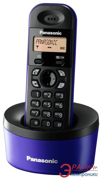 Радиотелефон Panasonic KX-TG1311UAL Claret