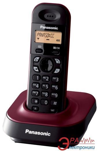 Радиотелефон Panasonic KX-TG1401UAL Claret