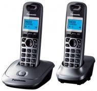 Радиотелефон Panasonic KX-TG2512UAM Metallic
