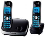 Радиотелефон Panasonic KX-TG6512UAB Black