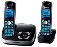 Радиотелефон Panasonic KX-TG6522UAB Black