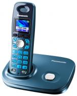 Радиотелефон Panasonic KX-TG8011UAC Subaru Blue