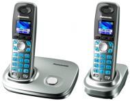 Радиотелефон Panasonic KX-TG8012UAS Silver