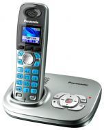 Радиотелефон Panasonic KX-TG8021UAS Silver
