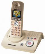 Радиотелефон Panasonic KX-TG8097UAJ Beige