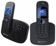 Радиотелефон Motorola D1112 Black