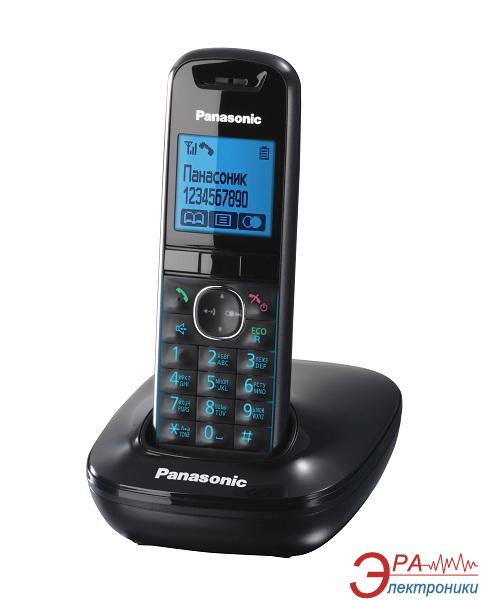 Радиотелефон Panasonic KX-TG5511UAB Black
