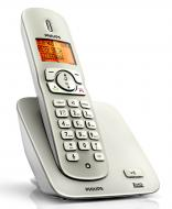 Радиотелефон Philips CD2701C/51 White