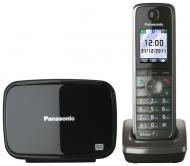 Радиотелефон Panasonic KX-TG8621UAM Metallic