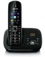 Радиотелефон Philips CD6801B/UA Black
