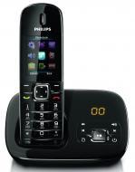 Радиотелефон Philips CD6851B/UA Black