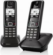 Радиотелефон Gigaset Gigaset A420 DUO Black