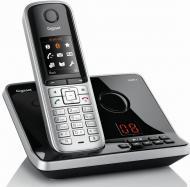Радиотелефон Gigaset Gigaset S810A (Bluetooth) Steel Grey