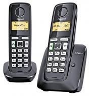 Радиотелефон Gigaset Gigaset A220A DUO Black