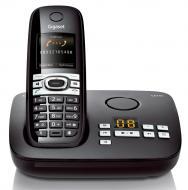 Радиотелефон Gigaset Gigaset C610A Shiny Black