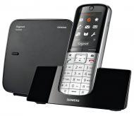 Радиотелефон Gigaset Gigaset SL400 (Bluetooth) Metallic