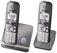 ������������ Panasonic KX-TG6712UAB Black