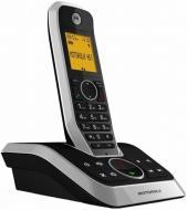 Радиотелефон Motorola S2011 Silver