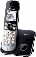 ������������ Panasonic KX-TG6811UAB Black