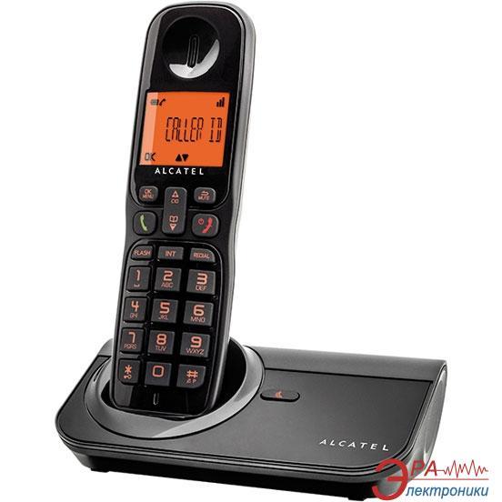 Радиотелефон Alcatel Sigma 110 RU Black