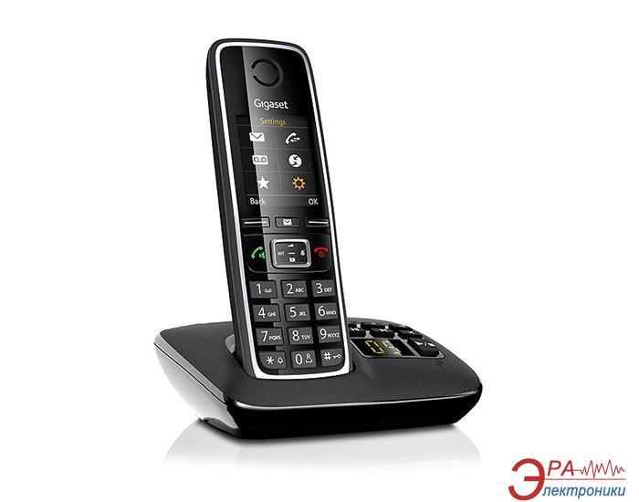 Радиотелефон Gigaset C530A Black