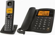 ������������ Alcatel Versatis E100 Combo RU Black