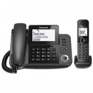 Радиотелефон Panasonic KX-TGF320UCM Black