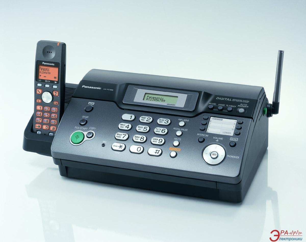 Факсимильный аппарат Panasonic KX-FC966UA-T Titan