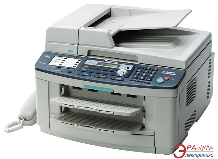 Факсимильный аппарат Panasonic KX-FLB883RU White