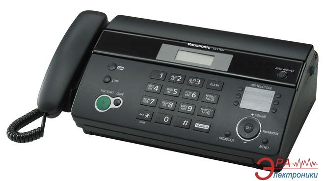 Факсимильный аппарат Panasonic KX-FT982UA-B Black