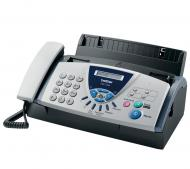 Факсимильный аппарат Brother FAX-T104RUS (FAXT104R) White