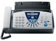 Факсимильный аппарат Brother FAX-T106RUS (FAXT106R) White
