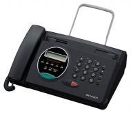 Факсимильный аппарат Sharp UX-53 Black