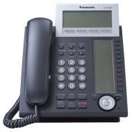IP-Телефон Panasonic KX-NT366RU-B Black