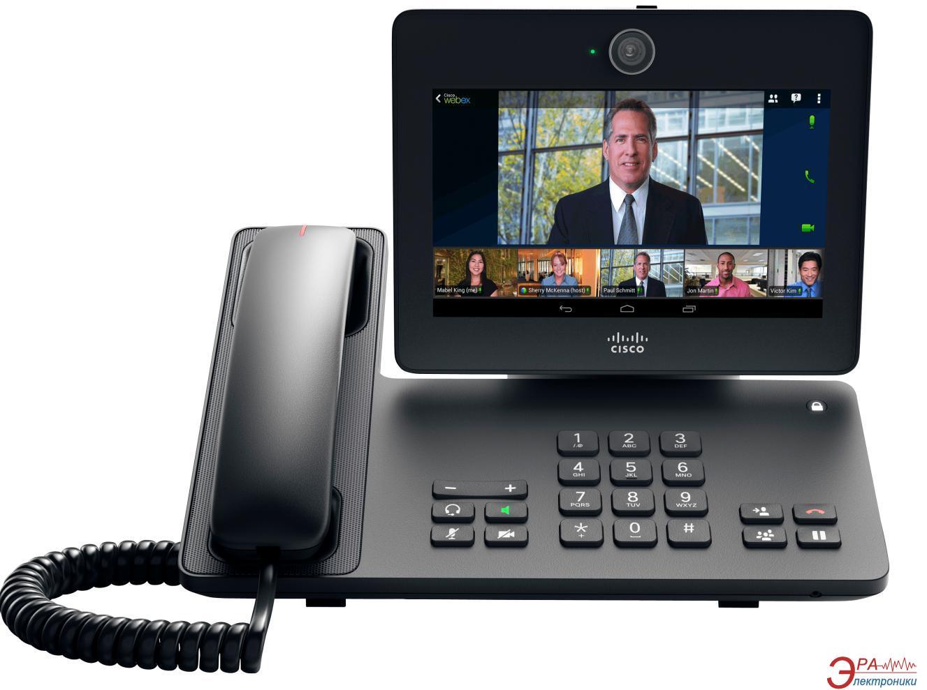 IP-Телефон Cisco DX650 (CP-DX650-K9=)