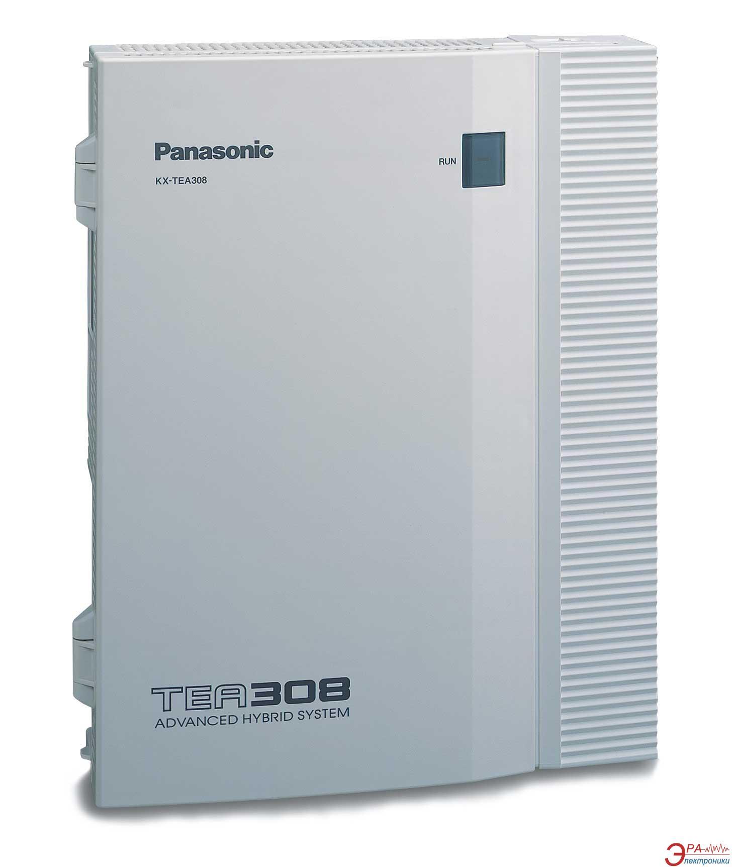 АТС Panasonic KX-TEB308UA White