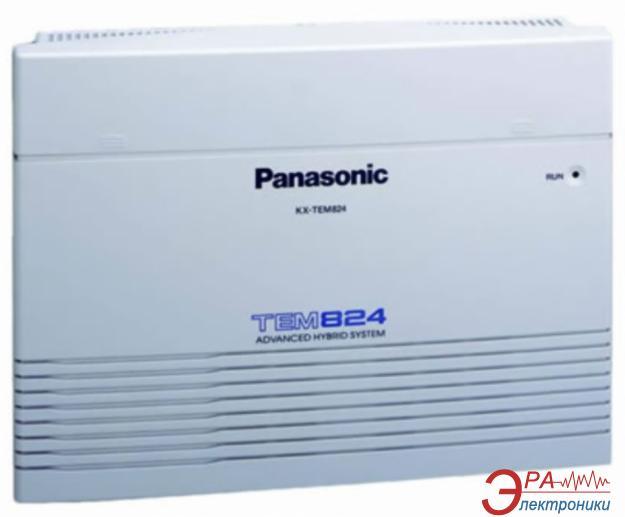 АТС Panasonic KX-TEM824UA White