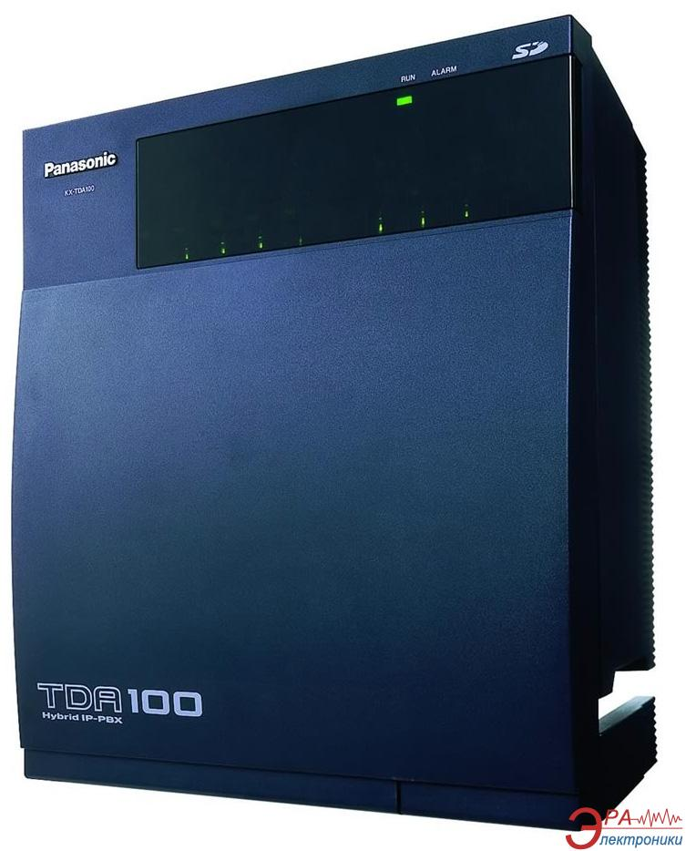 АТС Panasonic KX-TDЕ100+0108 с блоком питания типа S