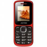 Мобильный телефон Astro A177 RX Red Black (2008G-3AALUA1)