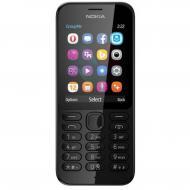 Мобильный телефон Nokia 222 Dual Sim Black (A00026178)